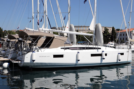 Jeanneau Sun Odyssey 410 for sale in Croatia for €169,000 (£153,167)
