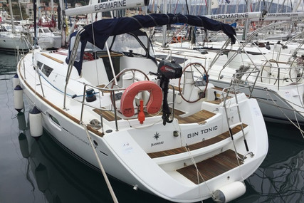 Jeanneau Sun Odyssey 39i for sale in Croatia for €66,000 (£60,597)