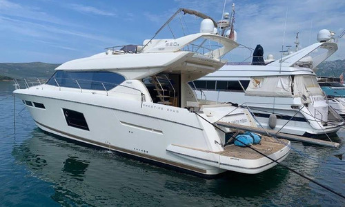 Image of Prestige 620 for sale in Croatia for €550,000 (£504,148) Tivat, Monténegro, Croatia