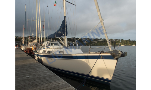 Image of Hallberg-Rassy 372 for sale in France for €225,000 (£206,242) Bretagne, , France