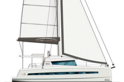 Bali Catamarans 4.3 for sale in Croatia for €499,000 (£457,211)