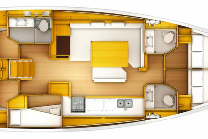 Jeanneau Sun Odyssey 519 for sale in Croatia for €235,000 (£215,409)