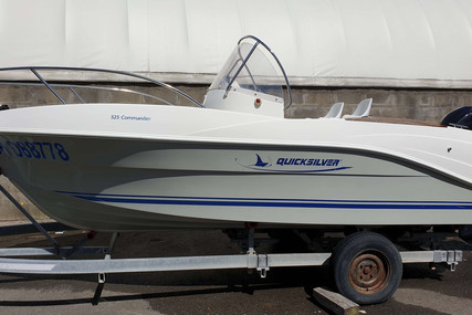 Quicksilver 525 COMMANDER for sale in France for €12,700 (£11,598)