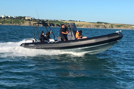 Zodiac PRO 750 for sale in France for €48,000 (£42,658)