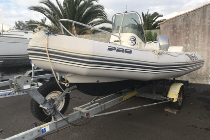 Zodiac Pro Open 550 for sale in France for €11,000 (£10,046)
