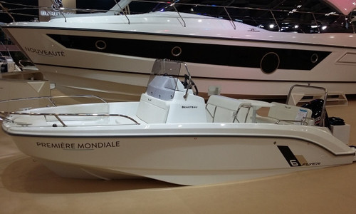 Image of Beneteau Flyer 6 Spacedeck for sale in France for €28,546 (£26,166) La Rochelle, , France