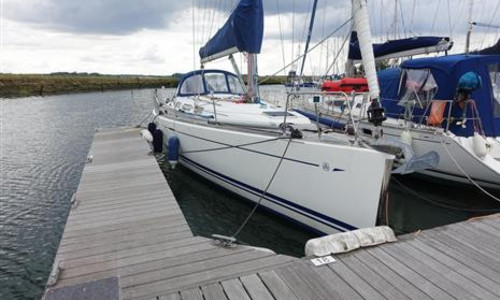 Image of Dufour Yachts 40 Performance for sale in United Kingdom for £84,995 Levington, Royaume Uni, United Kingdom