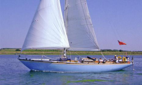 Image of Holman 48 for sale in United Kingdom for £120,000 Levington, Levington, Royaume Uni, United Kingdom