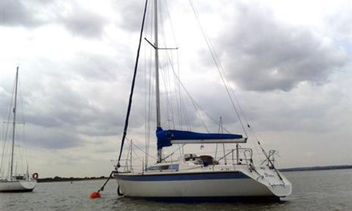 Image of Dehler 31 for sale in United Kingdom for £19,750 Steeple, Steeple, Royaume Uni, United Kingdom
