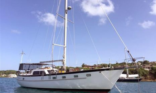 Image of Ted Brewer 46 for sale in United Kingdom for $59,000 (£45,930) Grenada W.I., Grenada W.I., United Kingdom