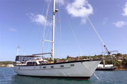 Ted Brewer 46 for sale in Saint Vincent and the Grenadines for $59,000 (£46,293)
