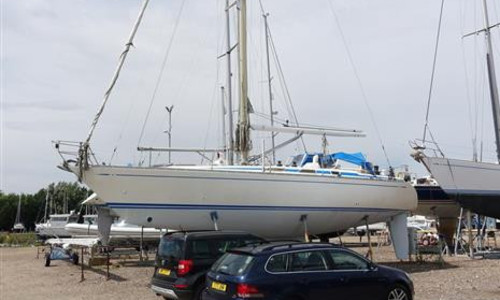 Image of Nautor's Swan 43 for sale in United Kingdom for 89 950 £ Levington, Royaume Uni, United Kingdom