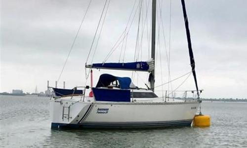 Image of Jeanneau Fantasia 27 for sale in United Kingdom for £10,000 Canvey Island, Royaume Uni, United Kingdom