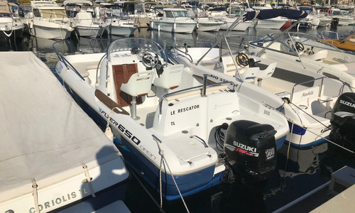 Image of Beneteau Flyer 650 Open for sale in France for €14,000 (£12,833) Cavalaire, , France