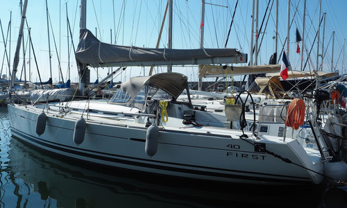 Image of Beneteau First 40 for sale in France for €130,000 (£119,162) GOLFE JUAN, , France