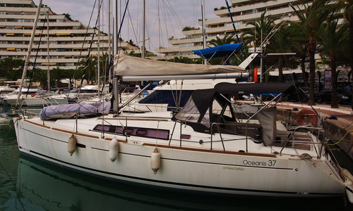 Image of Beneteau Oceanis 37 for sale in France for €88,000 (£80,203) Antibes, Antibes, , France