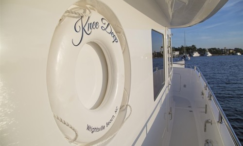 Image of Outer Reef 650 MY for sale in United States of America for $2,295,000 (£1,798,871) Wrightsville Beach, North Carolina, United States of America
