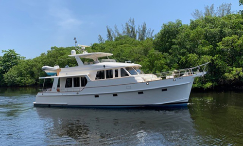 Image of Grand Banks 59 Aleutian RP for sale in United States of America for $1,550,000 (£1,200,015) Fort Lauderdale, Florida, United States of America