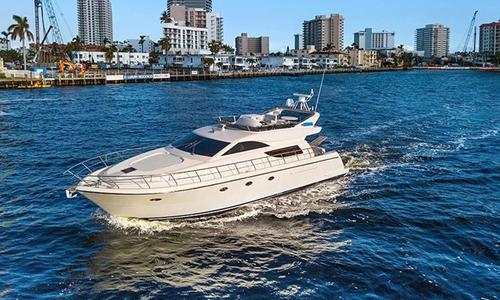 Image of Uniesse 55 for sale in United States of America for $475,000 (£372,885) Fort Lauderdale, Florida, United States of America