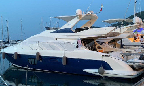 Image of Azimut Yachts 55 Fly for sale in Italy for €430,000 (£391,900) Campania, Campania, , Italy