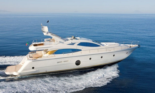 Image of Aicon 64 for sale in Italy for €440,000 (£403,981) Napoli, Campania, Napoli, Campania, Italy