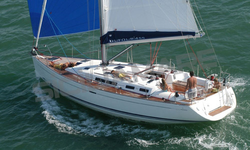 Image of Dufour Yachts 455 Grand Large for sale in Italy for €120,000 (£103,671) Sicilia, Sicilia, , Italy