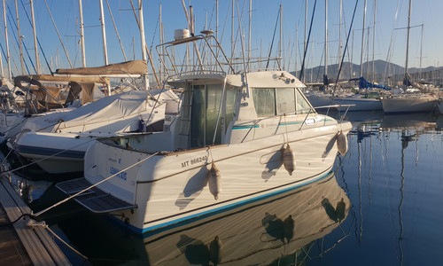 Image of Jeanneau Merry Fisher 750 for sale in France for €19,500 (£17,808) Marseille, , France