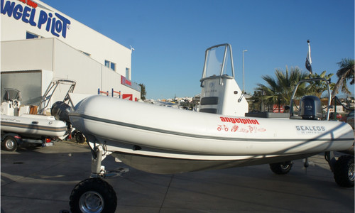 Image of Sealegs 610 SPORT for sale in Portugal for €108,449 (£98,941) Parchal, , Portugal
