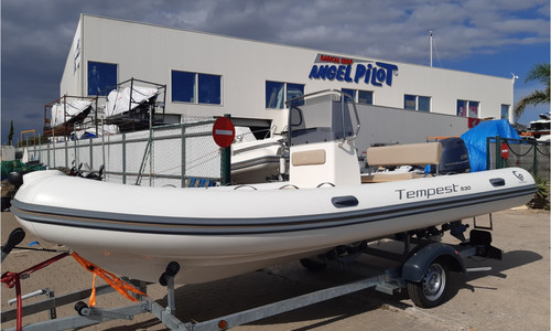 Image of Capelli TEMPEST 530 for sale in France for €19,138 (£17,543) Portimão, , France