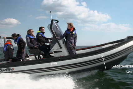 Zodiac Pro 7 for sale in Netherlands for €52,500 (£47,946)
