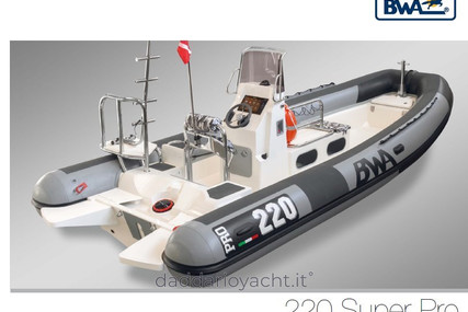 BWA 220 Super Pro for sale in Italy for €24,700 (£21,862)