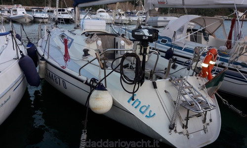 Image of Dehler 34 for sale in Italy for €28,000 (£25,377) BALESTRATE (PA), Sicilia, BALESTRATE (PA), Sicilia, , Italy
