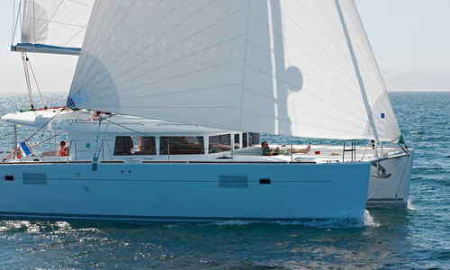 Image of Lagoon 450 for sale in Greece for €370,000 (£318,674) Athens, , Greece
