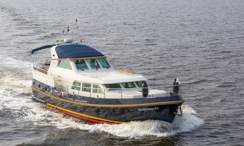 Image of Linssen 500 AC VARIOTOP for sale in Netherlands for €295,000 (£270,295) In verkoophaven, In verkoophaven, Netherlands