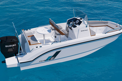 Beneteau Flyer 6 Spacedeck for sale in Spain for €42,613 (£39,060)