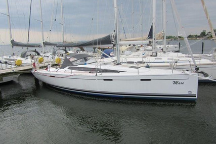 Dehler 38 for sale in Germany for €178,000 (£162,228)