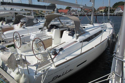 Jeanneau Sun Odyssey 439 for sale in Germany for €139,000 (£126,942)