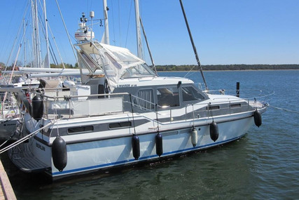 Linssen 37 SE for sale in Germany for €87,000 (£79,399)