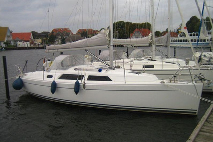 Hanse 325 for sale in Germany for €64,000 (£58,448)