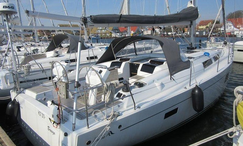 Image of Hanse 455 for sale in  for €218,000 (£199,743) Breege, ,