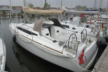 Jeanneau Sun Odyssey 349 for sale in Germany for €96,000 (£87,672)