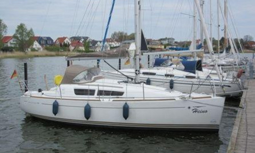 Image of Jeanneau Sun Odyssey 30 I for sale in  for €58,000 (£53,165) Breege, ,