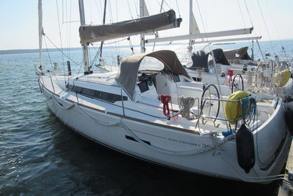 Jeanneau Sun Odyssey 389 for sale in Germany for €128,000 (£116,931)