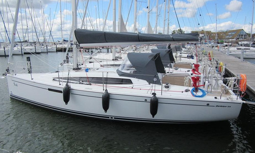 Image of Dehler 34 for sale in  for €153,200 (£140,428) Breege, ,