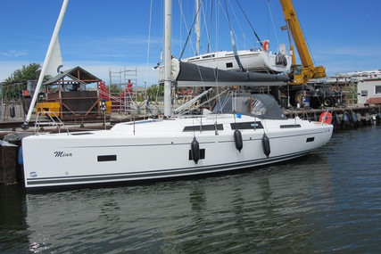 Hanse 388 for sale in Germany for €166,000 (£151,600)
