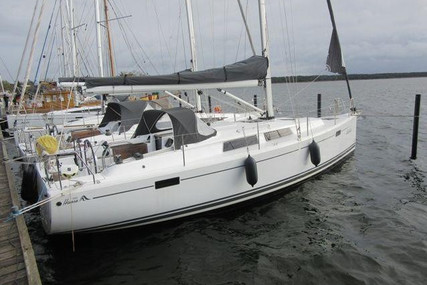 Hanse 385 for sale in Germany for €116,000 (£105,594)