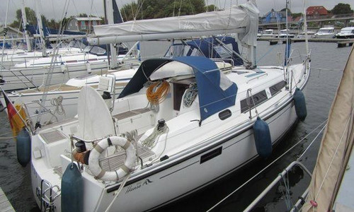 Image of Hanse 350 for sale in  for €64,800 (£59,183) Breege, ,