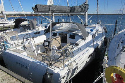 Hanse 385 for sale in Germany for €124,000 (£113,128)