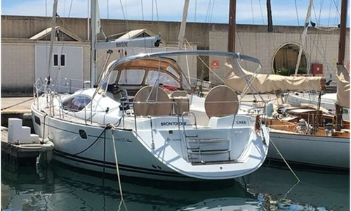 Image of Jeanneau Sun Odyssey 50 DS for sale in Spain for €185,000 (£167,668) Barcelona, , Spain