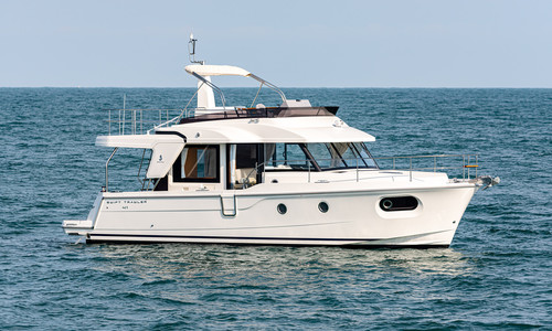 Image of Beneteau SWIFT TRAWLER 41 FLY for sale in  for €399,000 (£365,736) Stockholm, Stockholm,